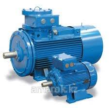 Explosion-proof motors of the VA, AIM, VAO-2, VAR,