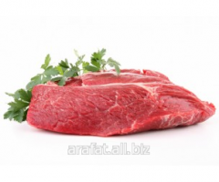 Pulp of beef without bone
