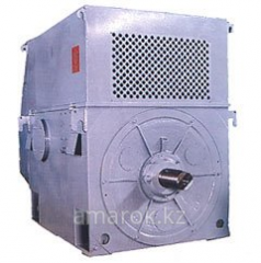 DAZO 4 electric motor