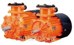 Miner electric motors