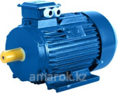 Electric motors with the increased sliding
