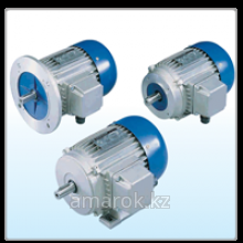 Multispeed electric motors