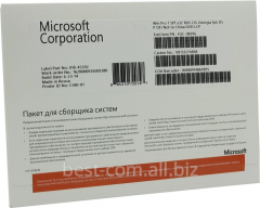 FQC-08296 Microsoft Win Pro 7 SP1 32-bit operating