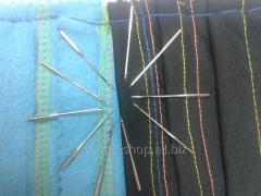 Needles for a household koverlok of ML 3000 CL 90