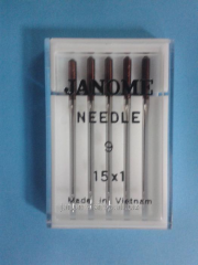 Needles for household mashinjanome for chiffon 1
