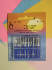 Needles for household mashinponi for jersey of
