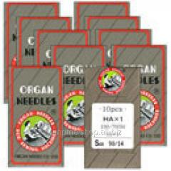 Needles for household mashinorgan 1 unitary