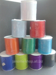 Tape organza of 10 cm 1 rolls - 46 m