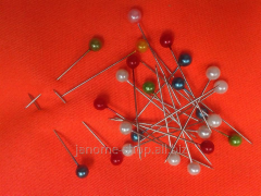 Pins bead large 1 unitary enterprise - 6 pieces