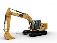 Caterpillar hydraulic Cat 320D2 L excavator
