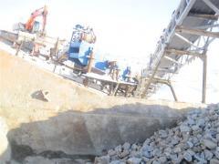Limestone flux