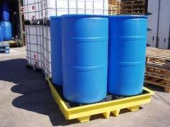 Inhibitors of salt sedimentation, corrosion,