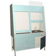 Шкаф вытяжной двухрамный НВ-1500 ШВд-У, 1410*700*1960