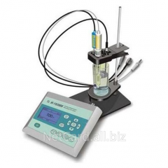 Ionomer laboratory I-160 MI, since / p