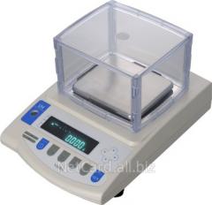 Весы Ohaus AX 2202/E, 2200г, 0,01г, внеш калиб