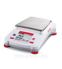 Весы Ohaus AX 4201/E, 4200г, 0,1г, внеш калиб