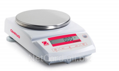 Scales of Ohaus PA 213C, 210 g, 0,001g, vnut.k