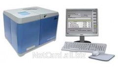 Fourier spectrometer infrared Infralyum of FT-12,