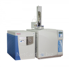 Hromato - a mass spectrometer with MSD