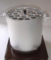 Баня для жиромеров, без плитки