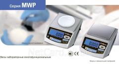 Лабораторные весы многофукнкциональные, серия MWP