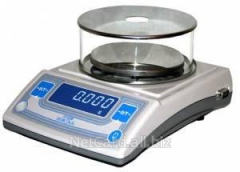 BM 213 scales, to 210 g, 1 mg, vneshn.kat.,