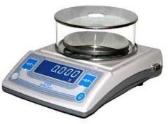 Весы лабораторные ВМ 153, 150г/1мг, внешняя калибровка