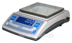 Весы лабораторные ВМ 2202, 2200г/10мг, внешняя калибровка