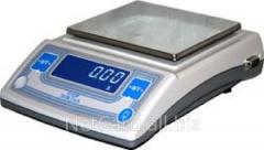 Весы лабораторные ВМ 5101, 5100г/100мг, внешняя калибровка