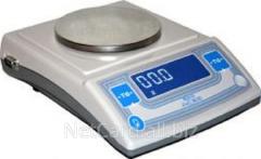 Весы лабораторные ВМ 512, 510г/10мг, внешняя калибровка