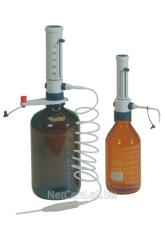 Дозатор, флакон-диспенсер 1-50 мл Prospenser Biohit Sartorius 723053