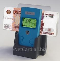 Дозиметр - индикатор радиоактивности Радэкс РД