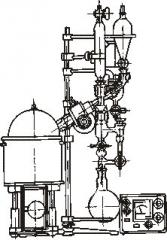 Evaporator rotational IR-1M3