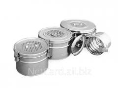 Коробка стерилизационная КФ-9, КСКФ-9