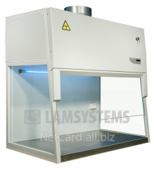 Laminar-flow cabinet of microbiological safety I,