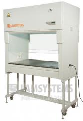Ламинарно-потоковый шкаф II, второй класс безопасности тип А БАВп-01-Ламинар-С-1,2 vis-a-vis
