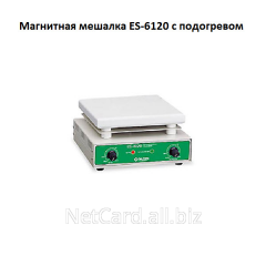Мешалка магнитная с подогевом ES-6120