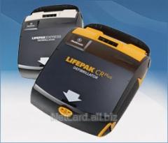 Defibrillator, ANDES Lifepak CR Plus, Medtronic