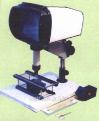 Trikhinelloskop of PT-80 of Sistemat-Pro, isp.2