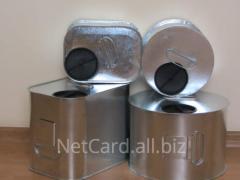 Коробка для хранения образцов зерна КХОЗ-3,5л