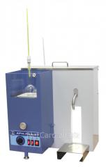 Аппарат для разгонки нефтепродуктов АРН-ЛАБ-03