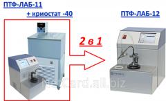 Автоматический аппарат ПТФ-ЛАБ-12 для определения