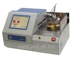 Автоматический аппарат для определения температуры вспышки в открытом тигле ТВО-ЛАБ-12