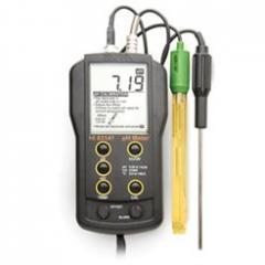 Portable pH/mV / ° HI 83141 C-meter