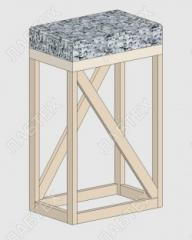 Стол для весов СВ-8 антивибрационный, 510*410*900