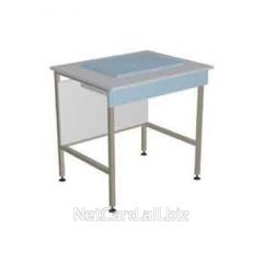 Стол для весов антивибрационный НВ-750 ВГ, 750*750*600