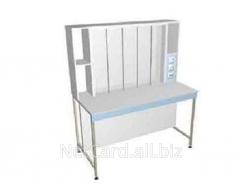 Стол для титрования НВ-1200 ТЛ, 1200*1650*700