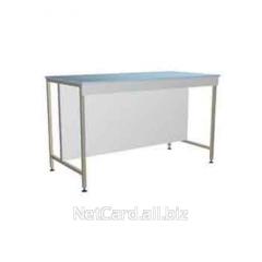Стол лабораторный высокий НВ-1500 ЛЛв, 1500*700*850