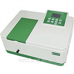 The PE-5400 UF spectrophotometer is ultra-viole