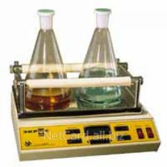 Перемешивающее устройство ПЭ-6300 двухместное с нагевом